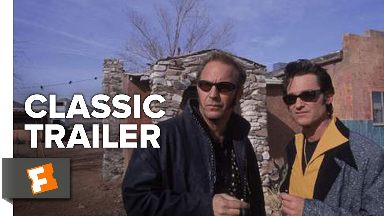 Download 3000 Miles to Graceland (2001) Official Trailer - Kurt Russell, Kevin Costner Movie HD