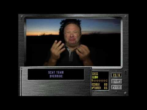 Alex Jones Sega CD - Bad Ending