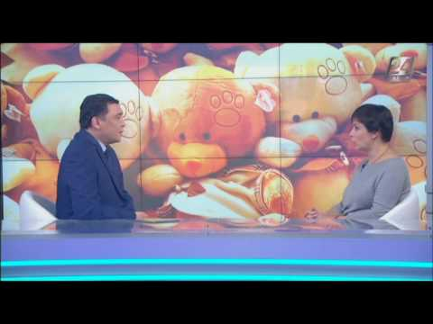 Интервью. Аружан Саин