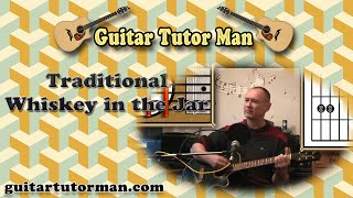 Whiskey In The Jar - Irish Traditional - Acoustic Guitar Lesson