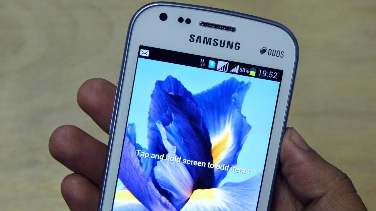 Samsung GALAXY S DUOS Unboxing Hands On REVIEW HD By Gadgets