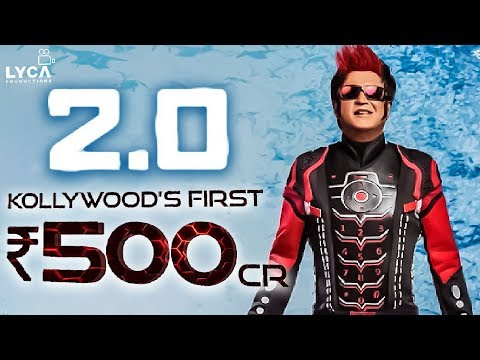 2.0 Worldwide Box Office Reaches a New MiIestone
