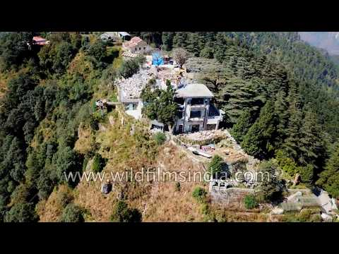 Most beautiful house in the Himalaya gets demolished: Halcyon Manor no more