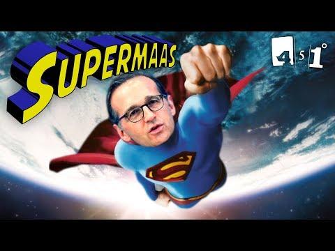 Heiko Maas der Super-Minister   451 Grad