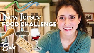 Ultimate New Jersey Food Challenge: Trying All Of Tess's Pantry's Iconic Eats