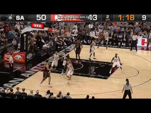 San Antonio Spurs vs Atlanta Hawks - Highlights - October 8, 2016 - 2016-17 NBA Season