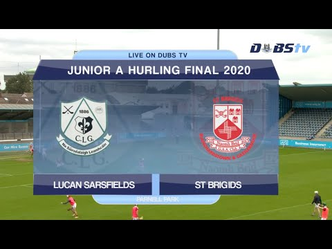 2020 Junior A Hurling Final- St Brigids v Lucan Sarsfields