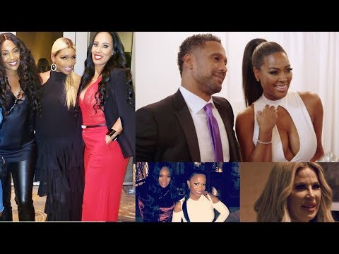 New Housewife?: Mrs. Scooter Nene Leakes Kandi Burruss & Kenya Moore Baby News...