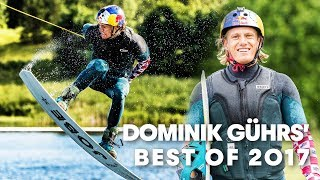Best wakeboarding Dominik Gührs has to offer| Straight from the Athletes