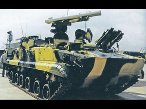 ПТРК «Хризантема». Против танков.