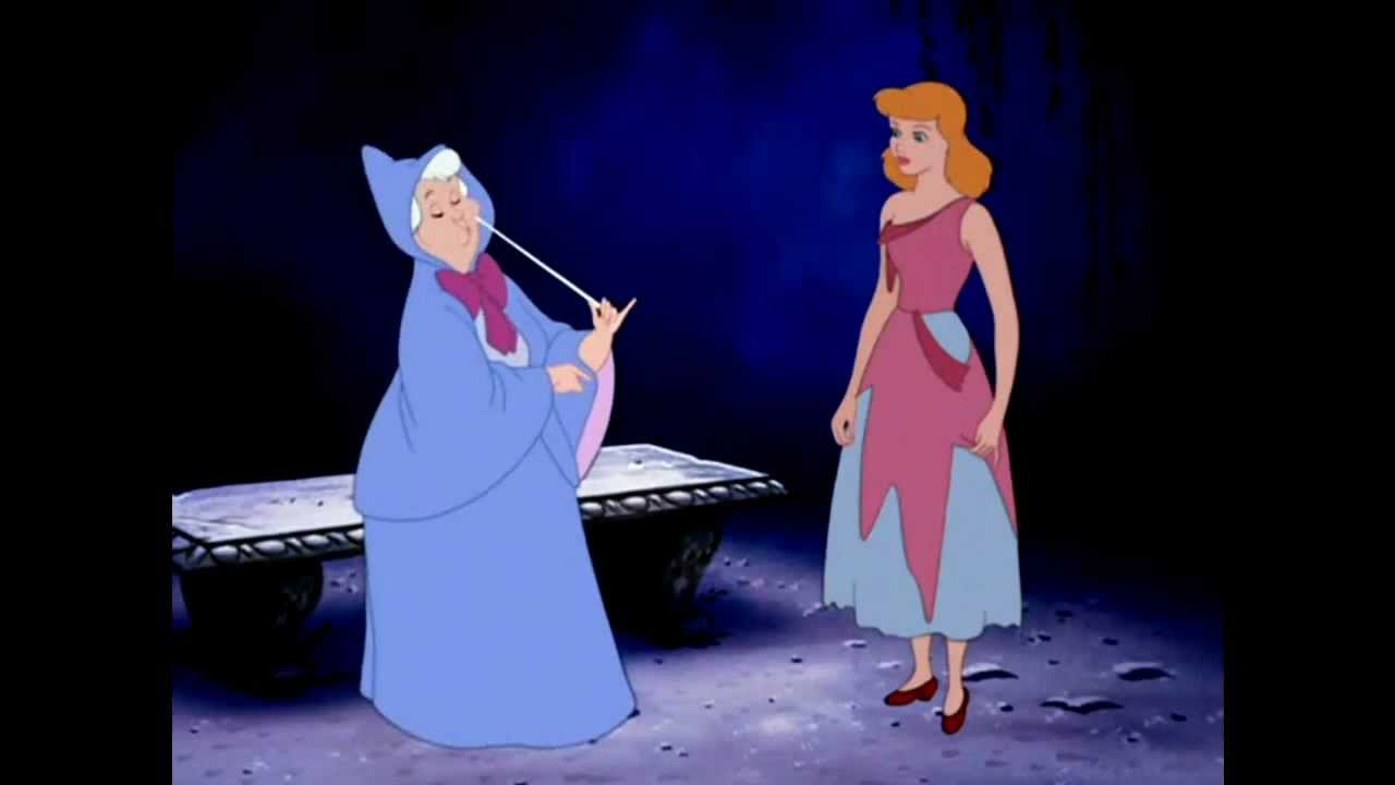 cendrillon bibbidibobbidiboo hd youtube