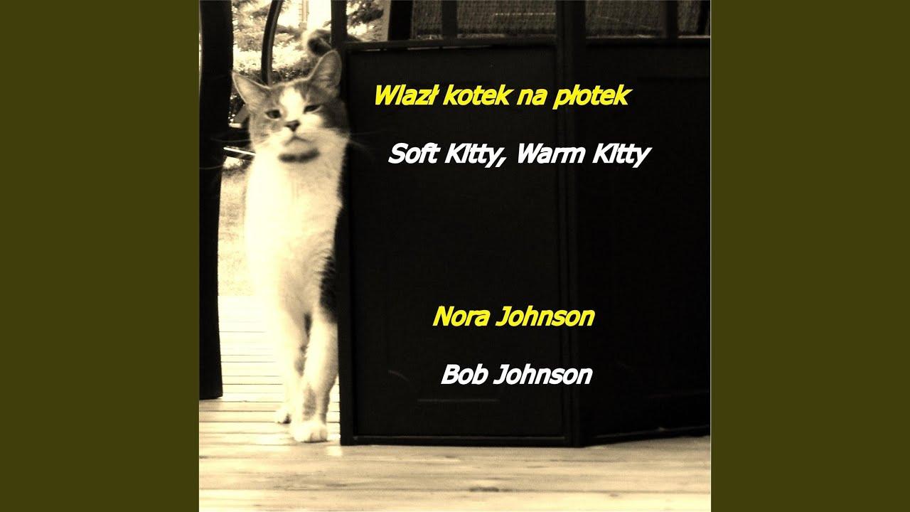 Wlazł Kotek Na Płotek Soft Kitty Warm Kitty Youtube