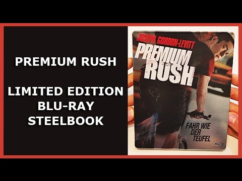 Download PREMIUM RUSH - LIMITED BLU-RAY STEELBOOK UNBOXING