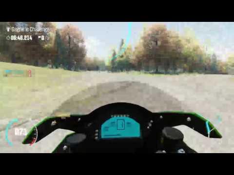 The Crew 1000 km a moto