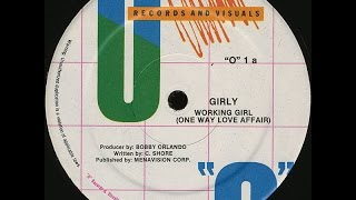 GIRLY - Working girl (One-way love affair) (Subtítulos en español)