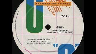 GIRLY - Working girl (One-way love affair) (Subtítulos en español)