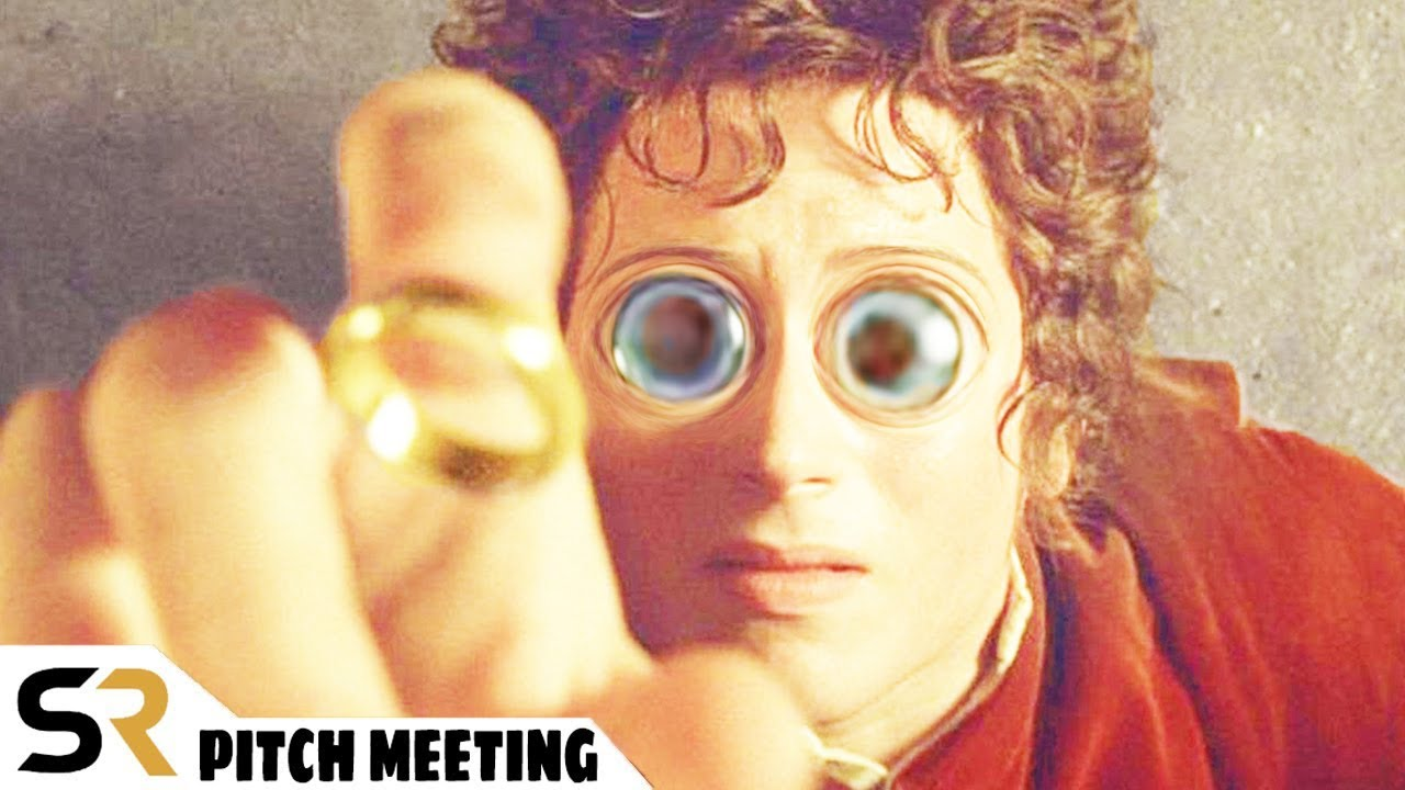 Download Lord of The Rings: The Fellowship Of The Ring Pitch Meeting