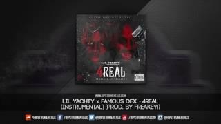 Lil Yachty x Famous Dex - 4Real [Instrumental] (Prod. By FREAKEY!) + DL via @Hipstrumentals