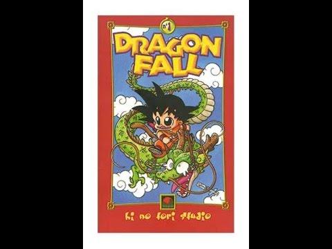 Review Tomos dragon Fall colección completa