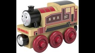 Chica The Chicken's Thomas And Friends Wood Reviews: Rosie