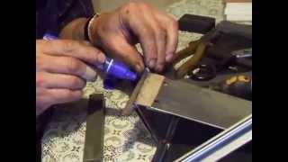 Камни, точилка ножей ножниц, обзор,сравнение. Заточка ножниц