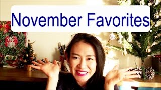 November Favorites 2014 | LoveBezuki Thumbnail
