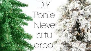 ♥ DIY COMO DECORAR TU ARBOL DE NAVIDAD/BELITA ♥