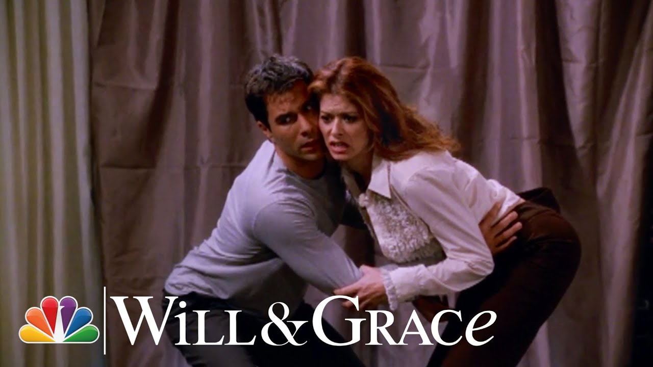 Will and Grace's Photo Shoot Disaster - Will & Grace