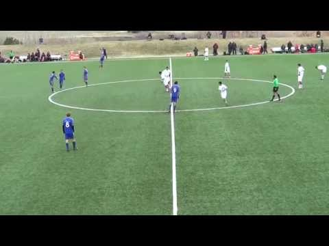 U18 Colorado Rapids win 2-0 vs Real Academy on 3 22 14