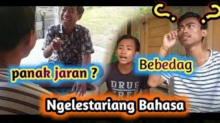 Download Lagu Video Lucu, Lawak Bali : NGELESTARIANG BAHASA mp3