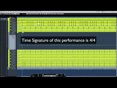 Multi Track Drum Editing in Cubase 7