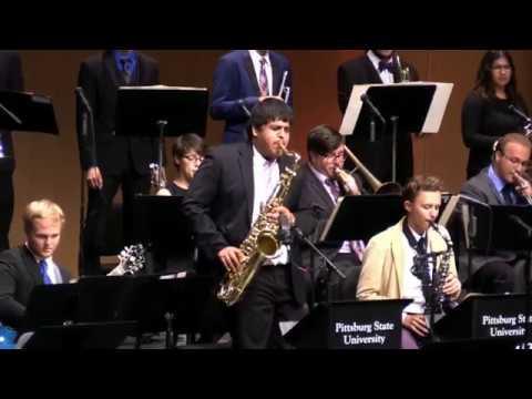2017 Fall Concert - Pittsburg State Jazz Ensemble