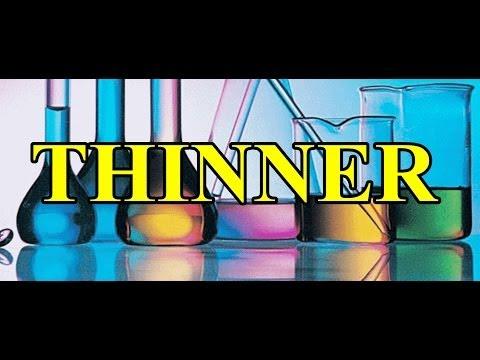 formulas gratis-thinner