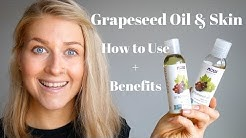 Skin Benefits of Grapeseed Oil & Best Ways To Use It