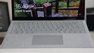 Le Surface Laptop a une particularité... - Abonne-toi : http://bit....