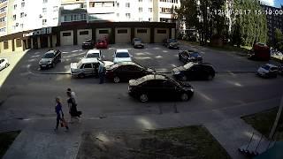 Когда пересмотрел форсаж/ Мою машину обидели 12.06.17 г.Воронеж
