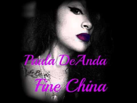 Paula DeAnda - Fine China (Studio Version) w/ Download Link!!