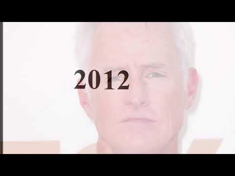John Slattery   From Baby to 55 Year Old