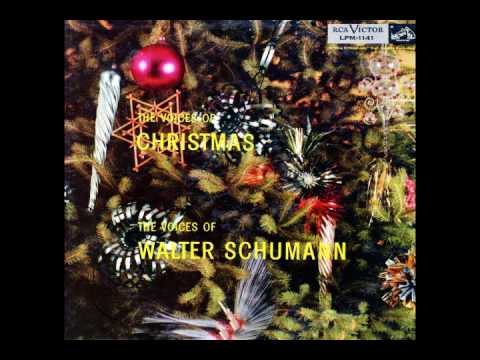 Christmas Tree - Walter Schumann's Voices Of Christmas - YouTube