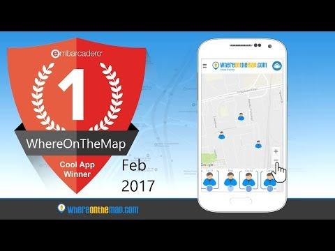 Delphi XE5 Mobile REST Client Demo by Embarcadero Technologies