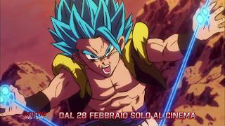 Dragon Ball Super: Broly - Il Film - AL CINEMA