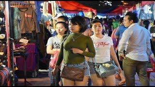 เที่ยวลาว ตลาดมืด ถนนคนเดินเวียงจันทน์ : แม่โขง ออนทัวร์