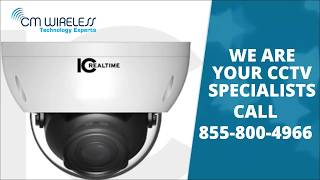 Commercial Security Camera Systems Glendale Az (855) 206-3350