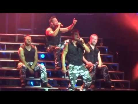 98 Degrees-The Hardest Thing(Live)