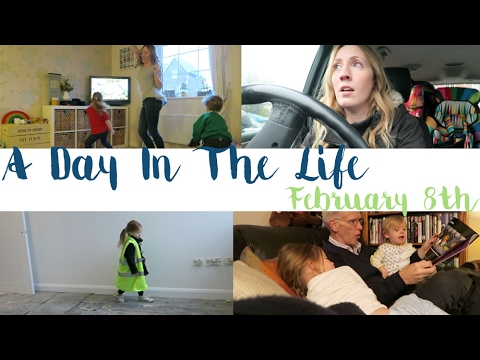 work-at-home-mum struggles and hanging out on a building site - February 8th