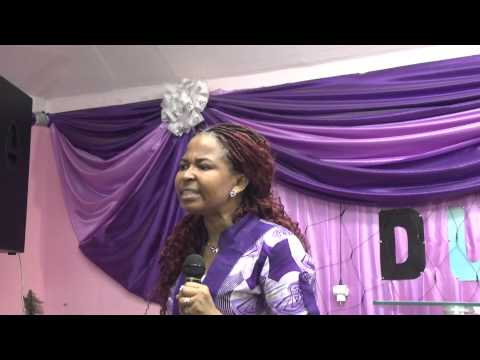 THIS SAME HOLY GHOST (Leaders Summit) - Pst Racheal