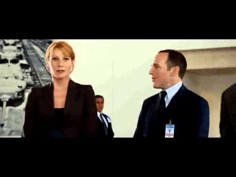 Phil Coulson says line about S.H.I.E.L.D.