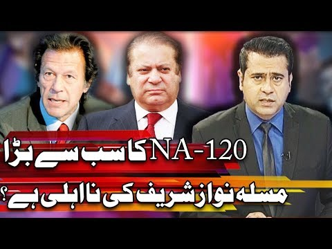 Takrar With Imran Khan - 29 Aug 2017 - Express News