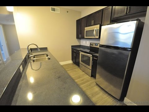 The Meier 2 Bedroom Apartment at 600 Goodale Arena District