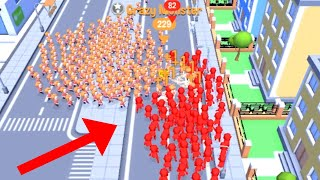 Crowed City - New High Score Gameplay